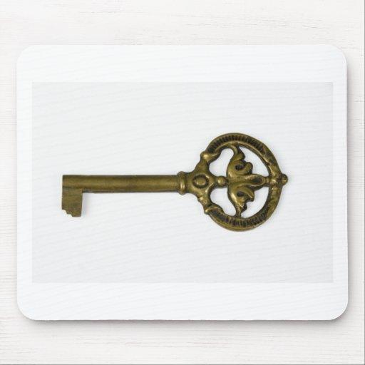 llave antigua alfombrillas de raton