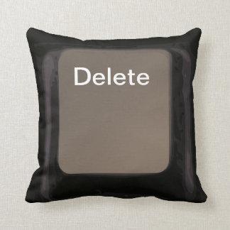 Llave de cancelación/almohada/amortiguador oscuros almohadas