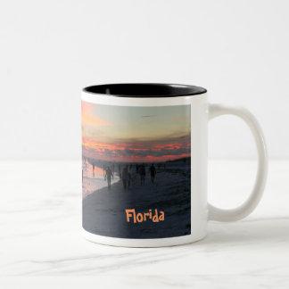Llave de la siesta la Florida Taza De Café
