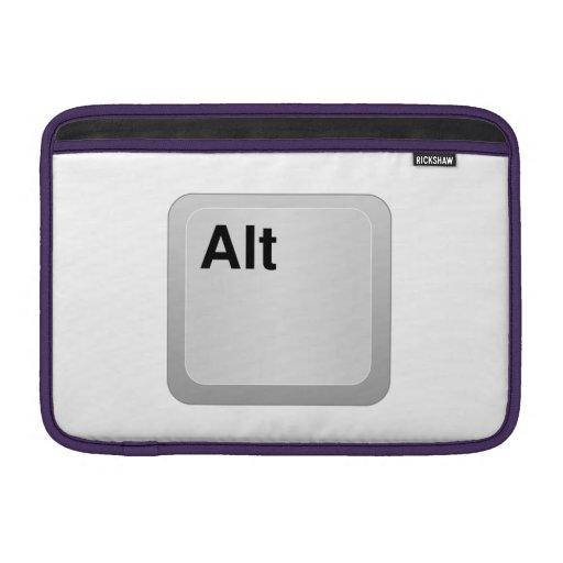Llave de ordenador del Alt Fundas MacBook