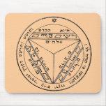 Llave de Solomon 17 Alfombrillas De Ratones