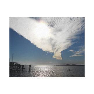 Llave del cedro, la Florida Impresion De Lienzo