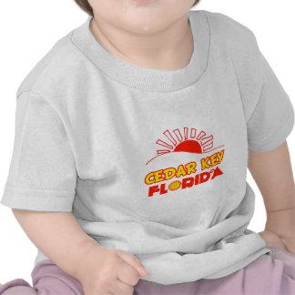 Llave del cedro, la Florida Camiseta