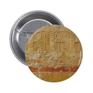 Llave egipcia antigua de la vida Ankh Pins