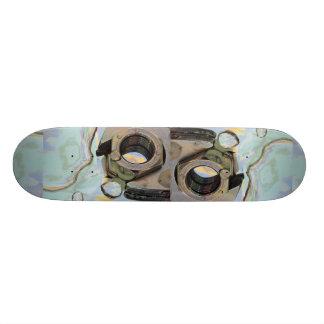 Llave inglesa, nuez en aceite patines personalizados