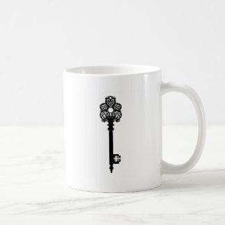 Llave V Tazas De Café