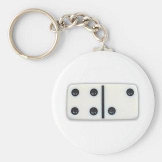 Llavero 001 del dominó