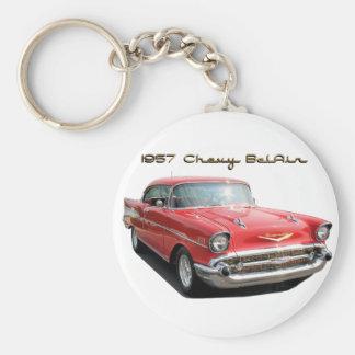 Llavero 1957 de Chevy BelAir