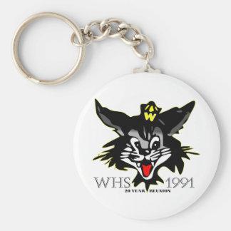 Llavero 1991 de WHS
