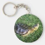 Llavero #1 de la tortuga de rotura