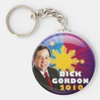 Llavero 2010 de Dick Gordon