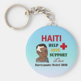Llavero 2010 del alivio del terremoto de Haití