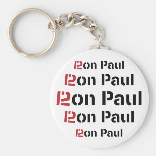 Llavero 2012 de Ron Paul