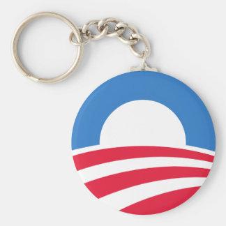 Llavero 2012 del logotipo de Obama