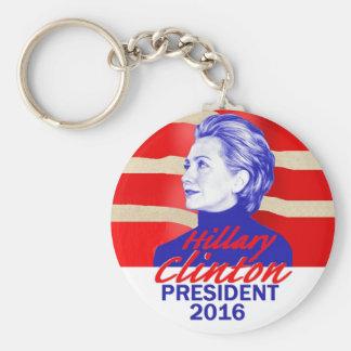 Llavero 2016 de Hillary