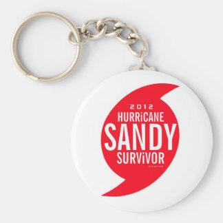 Llavero 3 del superviviente de Sandy del huracán