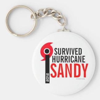Llavero 4 del superviviente de Sandy del huracán