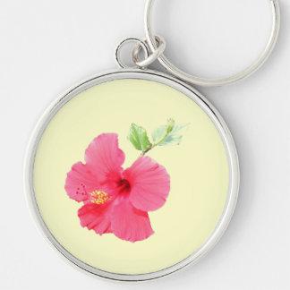 Llavero adaptable del hibisco