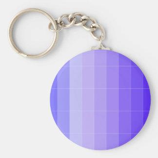 Llavero adaptable púrpura del color de la lavanda