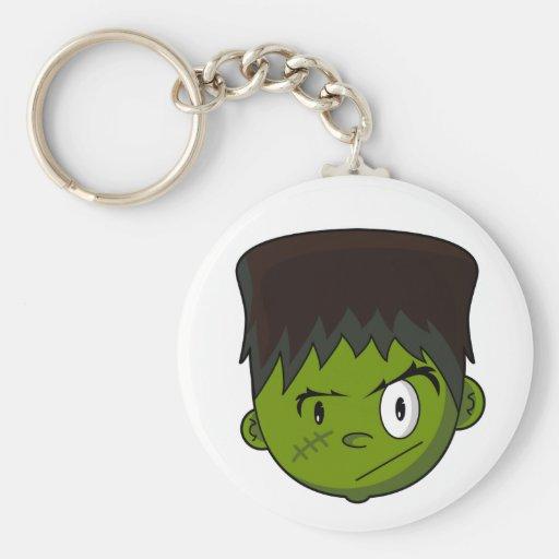 Llavero adolescente del terror de Frankenstein