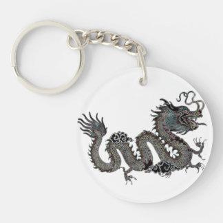 Llavero afortunado del dragón el | del zodiaco