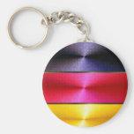 Llavero alemán de la bandera