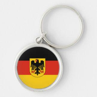 Llavero alemán del premio de la bandera