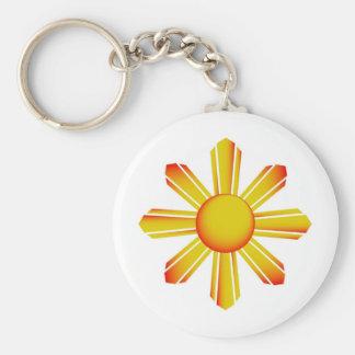 Llavero amarillo del pi Sun 2,25