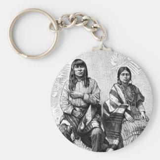 Llavero americano de los indios