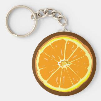 Llavero anaranjado