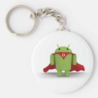 Llavero androide