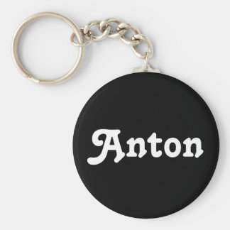 Llavero Antón