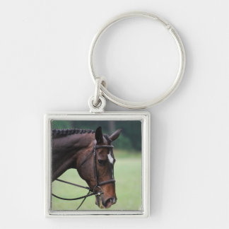 Llavero árabe dulce del caballo