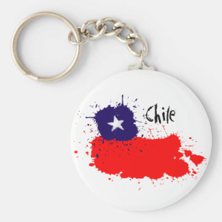 Llavero artsy de Chile