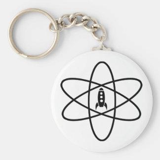 Llavero atómico del logotipo