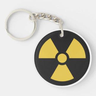 Llavero atómico del símbolo