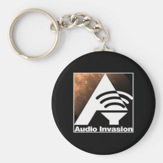 Llavero audio de la invasión