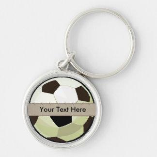 Llavero - balón de fútbol