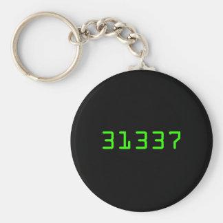 Llavero básico 31337