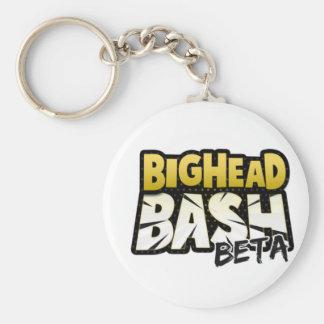 Llavero beta del golpe del BigHead