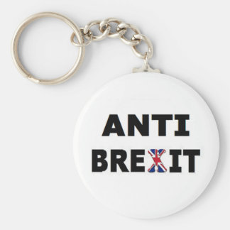 Llavero Brexit anti
