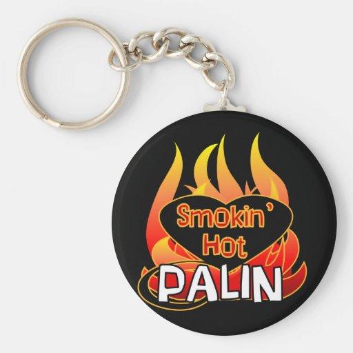 Llavero caliente de Smokin Palin