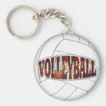 Llavero caliente del voleibol