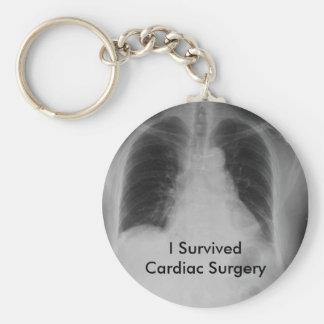 Llavero cardiaco del ~ de la cirugía