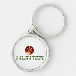 Llavero - cazador