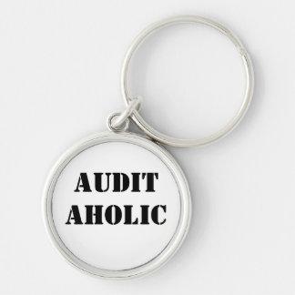 Llavero chistoso del interventor - auditoría Aholi