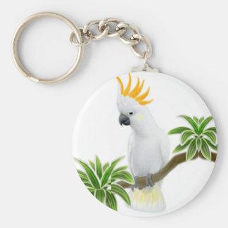 Llavero cítrico del Cockatoo
