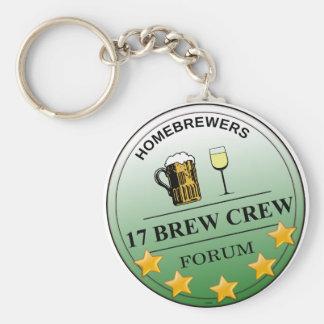 Llavero clásico del equipo del Brew