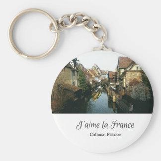 Llavero Colmar, Francia de Francia del la de