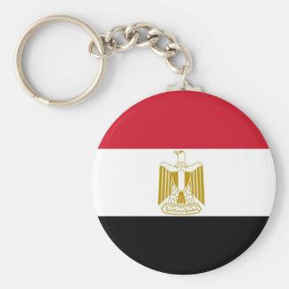 Llavero con la bandera de Egipto